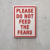 Μην Ταΐζετε τους Φόβους 27.12.14