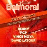 dj PCP @ Balmoral 13-04-2012