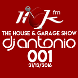 ANTONIO-The HOUSE & GARAGE Show 001