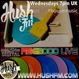 RBE2000 Live Hush Fm 8th March 2017