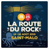 Jukebox - Playlist Route du Rock 2015