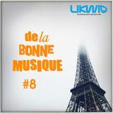 LIKWID / De La Bonne Musique RadioShow #8, 03 Février 2017, Jazz & Future Jazz special
