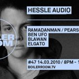Pearson Sound at Boiler Room #47