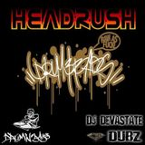 DEVASTATE Live DRUM&BASS Headrush Radio 12th Jan 2016