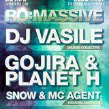 DJ SNOW - May 2013 Minimix Ro:Massive Special