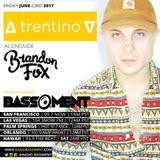 The Bassment w/ Brandon Fox 6.23.17