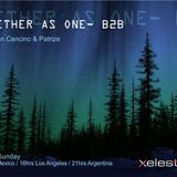 "PatriZe & Jonatan Cancino B2B - ""2gether as ONE"" on Xelestia Radio 01-04-2012"