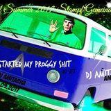 DJ Amitabha . End Of Summer  2017 (STAMPF GEMEINDE KL ) 03.09.2017 ( I STARTED MY PROGGY SHIT )