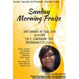 Within His Presence Prayer Hour - With Apostle/Prophetess Shareta