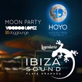 Voodoo Lopez live at Hoyo 19 - Ibiza Sound Playa Granada Moon Party