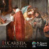 Eucaristía. Ofrenda de Amor