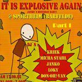 Kriek @ Tresor It´s Not Over Tour-It Is Explosive Again(B-Day Janko)-Sportheim Barfelde-17.09.2005-1