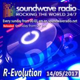 R-Evolution 14/05/2017 on soundwaveradio.net