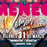 Meneo! / Versus de Perreo - Viernes 31/03
