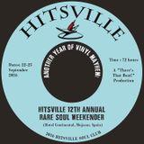 Hitsville 12th rare Soul Weekender