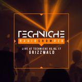 TRS020 Techniche Live: Grizzwald 05.04.17
