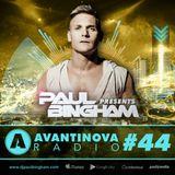 #44 PAUL BINGHAM - AVANTINOVA