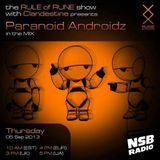 Rule of Rune 027 - Paranoid Androidz Guest Mix (09.05.13)