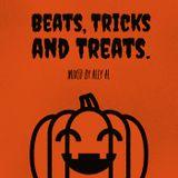 BEATS, TRICKS & TREATS : Halloween Special : Mixed by AllyAl