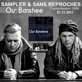 "RADIO S&SR Transmission n°1089 -- 27.11.2017 (Top Of The Week ""OUR BANSHEE"")"