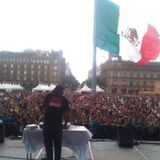 David Soriant Live @ Zocalo Mexico D.F [Feria de las Culturas Amigas] FG DJ Radio