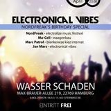 Ma-Cell - DJ Set at electronical vibes, Wasser Schaden, Hamburg - 10.04.2015