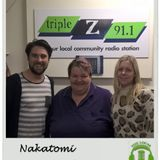 Interview with Em and Hamish from Nakatomi on The Local - SA - 14 June 2018