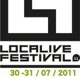 MilleR - 2011-07-30 & 31 Live @ Localive Festival, Plakias