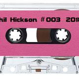 Phil Hickson #003
