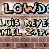 Lowdown by Reyes & Zapata 07/16/2015