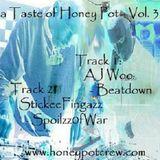 StickeeFingazz - SpoilzzOfWar (A Taste of Honey Pot - Vol. 3)
