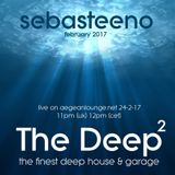 The DEEP 2 - The Finest Deep House & Garage - Broadcast Live On aegeanlounge.net 24-02-2017