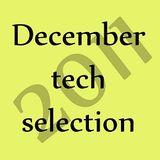 Milos Pesovic - December tech selection
