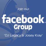 DJ Legacy & Josey Kray InDaMix 22nd Feb 2013 Qube Doha Qatar