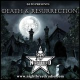 Dj Po's Death & Resurrection show November 2012