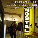 Cloudland Blue Eclectic Selection 2017 Vol 19
