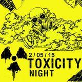 Monny # Toxicity Night @ Runway (Bergamo 2-5-15) [hs+hc]