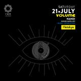 Volume pres. Nandi, Alam, Adam Khan B2B2B @ Ren, Kyo KL - 21 July 2018