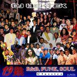 DJ Hektek - 1970's, 80's, 90's R&B, Funk, Soul Classic Mixtape