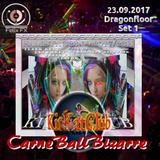 Live-Set 1@CarneBallBizarre im KitKatClub_Dragonfloor (23.09.2017)