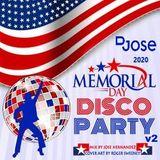2020 Memorial Day Classic Disco Mix v2 by DJose
