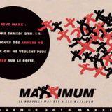 Laurent Garnier - Reve Maxx - MaXXimum (28/12/1991)