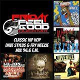 Friday Feel Good Quick Mix ~ Classic Hip Hop