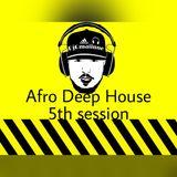 Dj Gmaiinne - Deep Afro-House 5th session