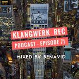 Klangwerk Radio Show - EP071 - Benavid (Vibration)