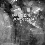 Manuel Kim DJ Mix August 2014