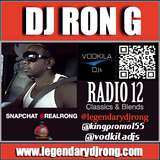 DJ RON G RADIO 12 - CLASSIC MUSIC & BLENDS