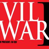 SPIN SYNDICATE DJS / ABM RADIO PRESENTS: DJ QU - LETHAL INJECTION - CIVIL WAR II