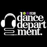 Rene Amesz - Live Mix Dance Department 16.03.2008.(vrx-rip-radio 538)