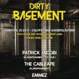 dirty basement